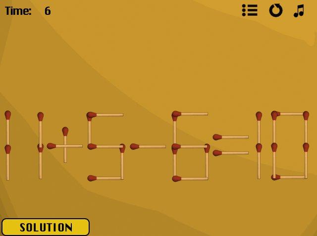 Jazz Matches 2's Level #20 solved image