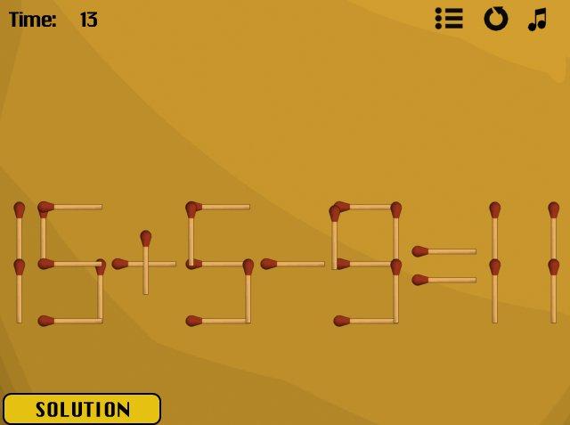Jazz Matches 2's Level #22 solved image