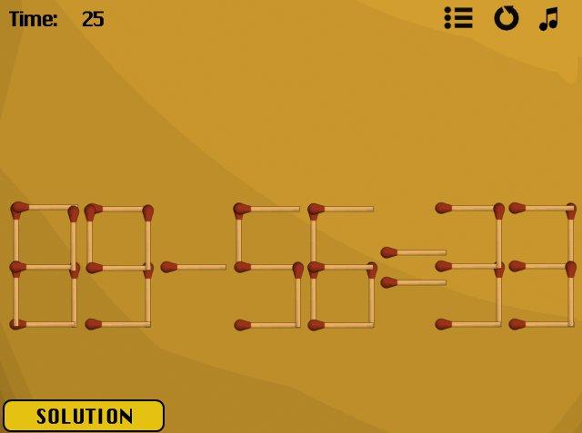 Jazz Matches 2's Level #24 solved image