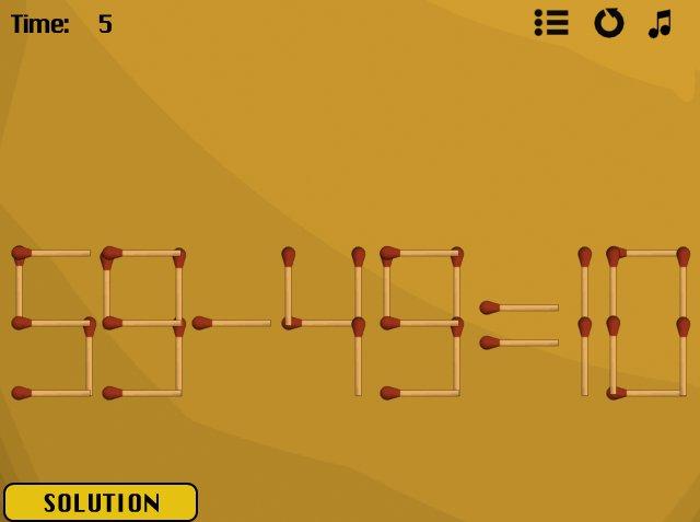 Jazz Matches 2's Level #25 solved image