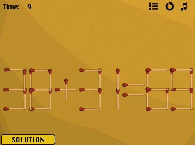 Jazz Matches 2's Level #26 solved image