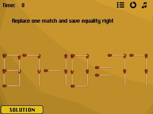 Jazz Matches 2's Level #28 solved image