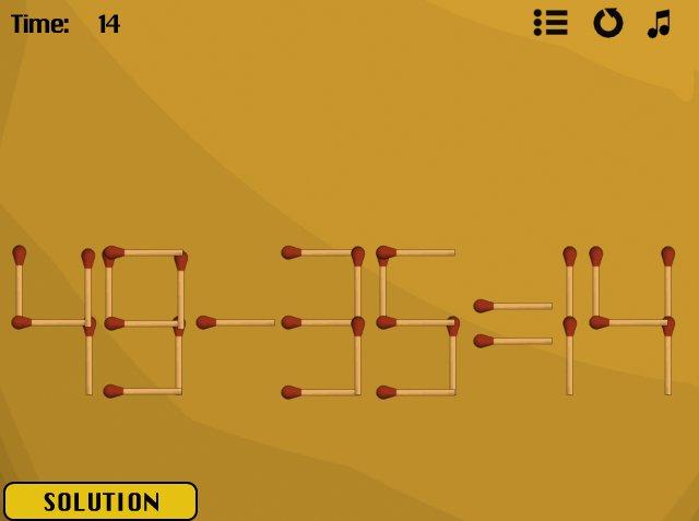 Jazz Matches 2's Level #29 solved image