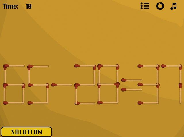 Jazz Matches 2's Level #30 solved image