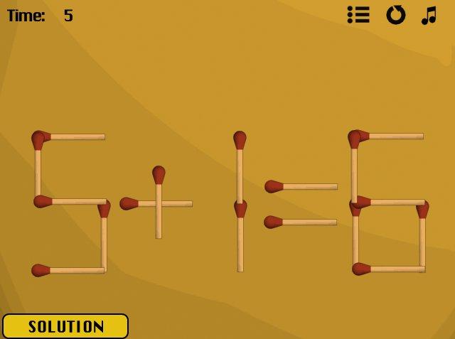 Jazz Matches 2's Level #4 solved image
