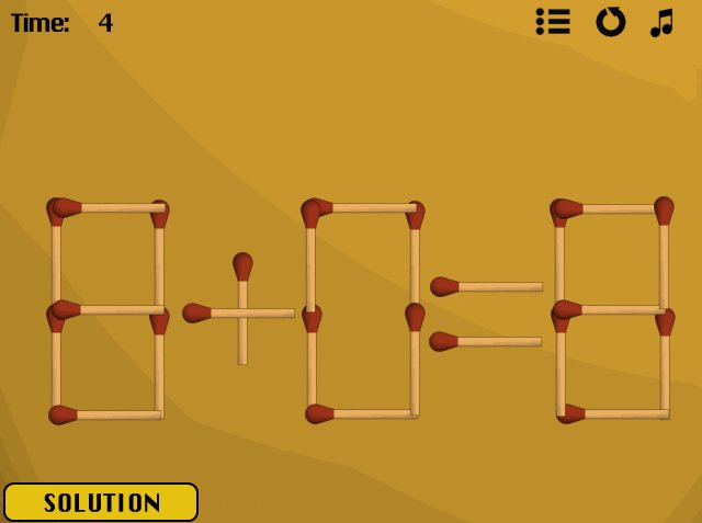 Jazz Matches 2's Level #5 solved image