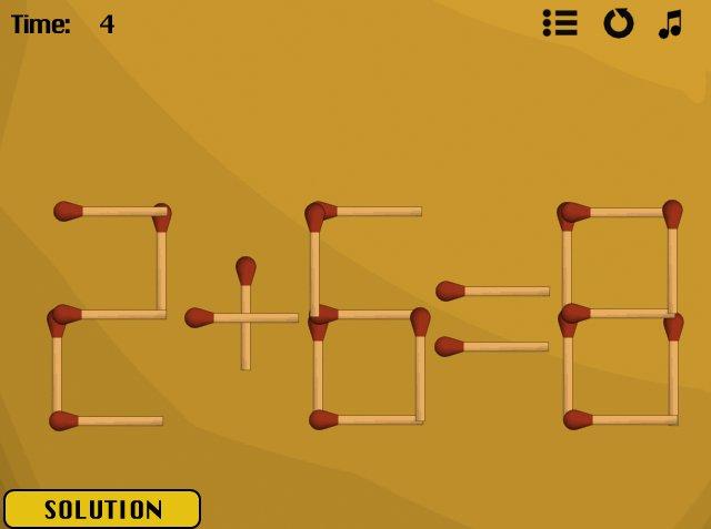 Jazz Matches 2's Level #6 solved image