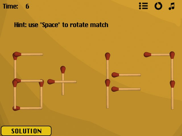 Jazz Matches 2's Level #7 solved image