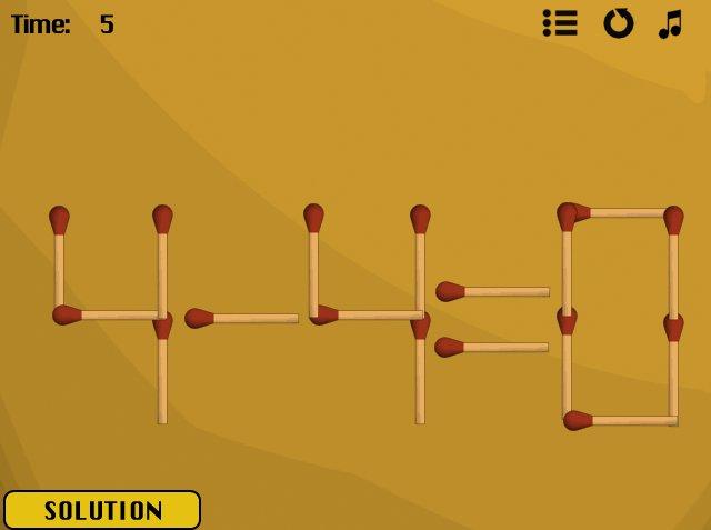 Jazz Matches 2's Level #8 solved image