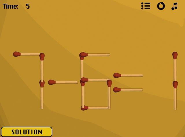 Jazz Matches 2's Level #9 solved image